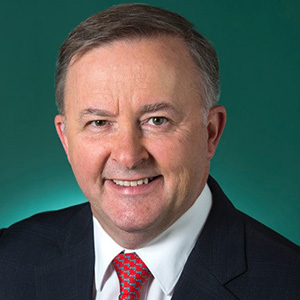 Hon Anthony Albanese MP