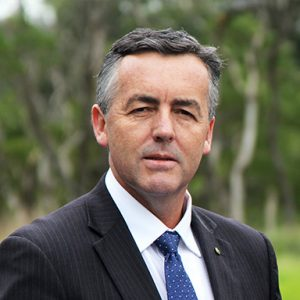 Hon Darren Chester MP