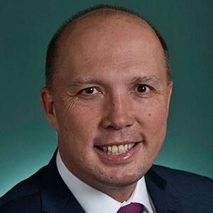 Hon Peter Dutton MP