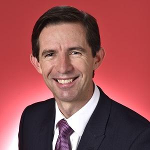 Senator the Hon Simon Birmingham MP