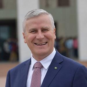 Hon Michael McCormack MP