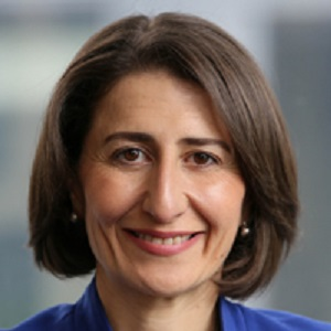 Hon Gladys Berejiklian MP