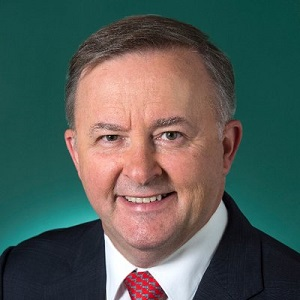 Hon. Anthony Albanese MP