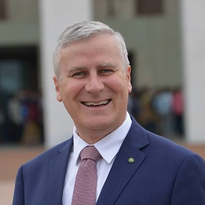 Hon. Michael McCormack MP